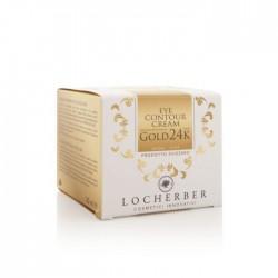 Locherber Gold 24k Crema Contorno Occhi