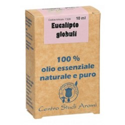 Eucalipto Globuli - Olio Essenziale Bio - Spagna 10 ml