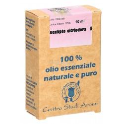 Eucalipto Citriodora Bio - Olio Essenziale Puro - 10 ml