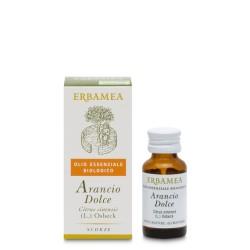 Olio Essenziale Biologico di Arancio Dolce 10 ml