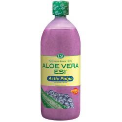 Aloe vera active polpa esi mirtillo