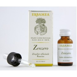 Olio essenziale di Zenzero 10 ml