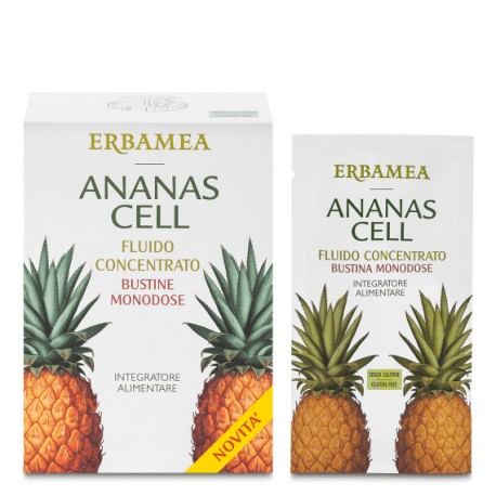 Fluido Ananas Cell in Bustine Monodose