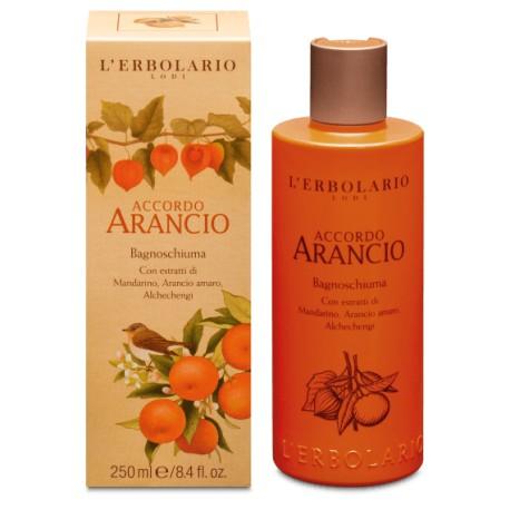 Bagnoschiuma Accordo Arancio
