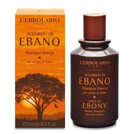 Shampoo Doccia Accordo di Ebano 250 ml