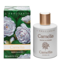 ERBOLARIO Bagnoschiuma Camelia 300 ml