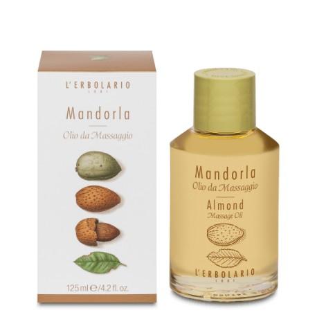 Olio da Massaggio Mandorla