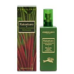 Lozione Deodorante Rinfrescante Rabarbaro