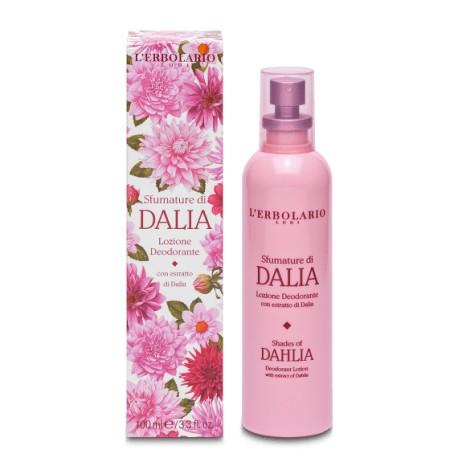 Lozione Deodorante Sfumature di Dalia