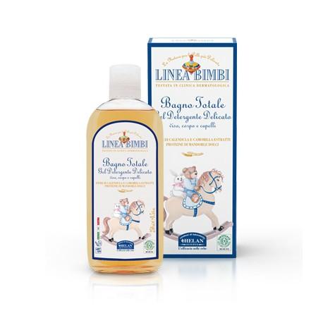 HELAN LINEA BIMBI Bagno Totale Gel Detergente Delicato