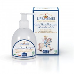 HELAN LINEA BIMBI Crema Fluida Detergente 200 ml