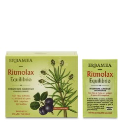 ERBAMEA Ritmolax Equilibrio in Bustine Monodose