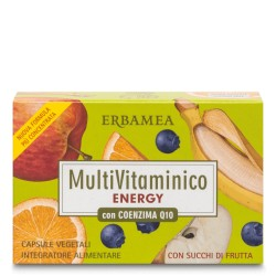 ERBAMEA Integratore Multivitaminico Energy