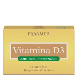 ERBAMEA Integratore Vitamina D3