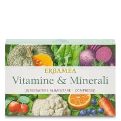 ERBAMEA Integratore Vitamine & Minerali