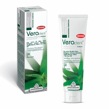 SPECCHIASOL VERADENT® WHITENING DENTIFRICIO Tubo 100 ml