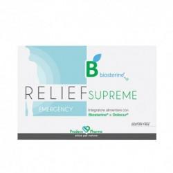 PRODECO PHARMA BIOSTERINE RELIEF SUPREME 12 COMPRESSE