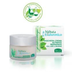 HELAN ELISIR ANTITEMPO - Hjdrata Jaluronico Maschera-Crema Nutriente Reidratante