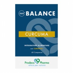 PRODECO PHARMA 360 BALANCE Curcuma 60cpr