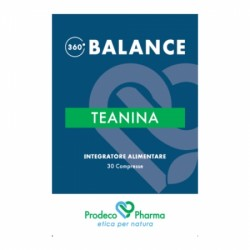 PRODECO PHARMA 360 BALANCE Teanina 30cpr