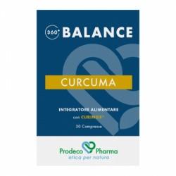 PRODECO PHARMA 360 BALANCE Curcuma 30cpr