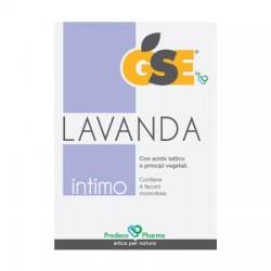 GSE Intimo Lavanda  4 flaconi monodose da 100 ml