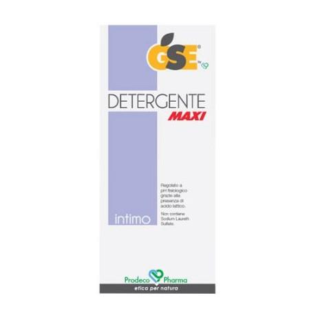 GSE Intimo Detergente Maxi